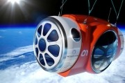 Take a ride in a helium balloon to near-space for $75,000