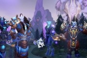Blizzard confirms World of Warcraft Warlords of Draenor expansion pack