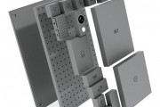 Motorola signs deal with 3D Systems to help build their modular 'Ara' smartphone