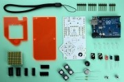 Build your own portable console with this DIY Gamer kit