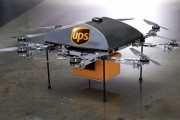 UPS also researching the use of unmanned drones for package delivery