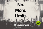 Spotify announces unlimited free browser music streaming less than a week ahead of Beats Music launch