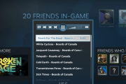Valve brings in-game music playback and control to SteamOS and Big Picture mode