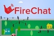 FireChat is the hyperlocal chat network that works without an Internet connection
