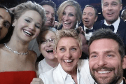 Galaxy S5 ad debuts at Oscars; Note 3 selfie with celebrities breaks record for most retweets