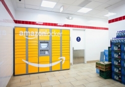 Amazon is now taking returns through its locker system