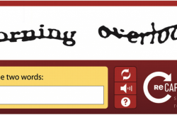Google develops algorithm to accurately solve CAPTCHAs