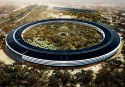 Apple's 'Spaceship' campus detailed in leaked video