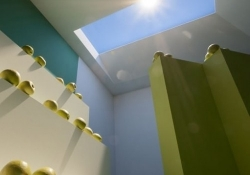 New lighting technology uses nanoparticles to mimic daylight in any environment