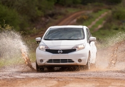 Nissan's cutting edge dirt-resistant paint could render car washing obsolete