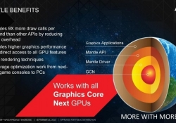 AMD shifts Mantle's focus in wake of DX12 and GLnext