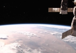 Watch awesome footage from the International Space Station in 4K
