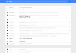 Google is testing out a complete Gmail UI overhaul