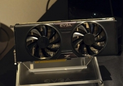EVGA at Computex: Prototype mechanical keyboard, a few GTX Titan Z designs