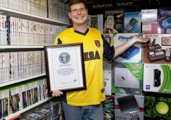 The world's largest video game collection brings in $750,250 at auction