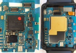 Teardown shows what's inside the first Android Wear smartwatches