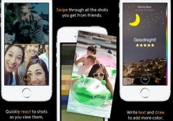Facebook launches Snapchat competitor Slingshot with mandatory 'reply to unlock' feature