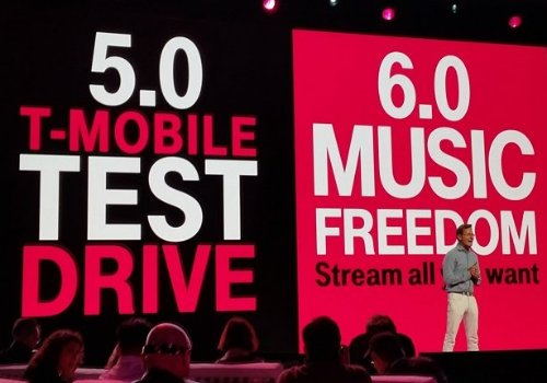 T-Mobile to offer iPhone test drive, free data for music streaming services