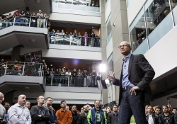 Microsoft could announce largest restructuring in its history this week