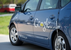 Google's self-driving car is programmed to speed for your safety