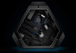 Alienware's new Area-51 gaming rig looks out of this world