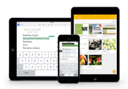 Google releases Slides app for iOS, brings Microsoft Office editing support to Docs and Sheets