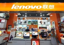 Lenovo's first-quarter results reflect strong growth, net profit up 23 percent