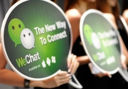 WeChat inching closer to WhatsApp with 438 million monthly active users