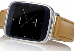 Asus' stylish ZenWatch gets official with hefty price tag