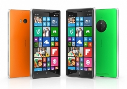 Nokia announces the PureView-packing Lumia 830, selfie-centric Lumia 730