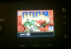 Hacker demonstrates Canon printer vulnerability by running 'Doom' on it