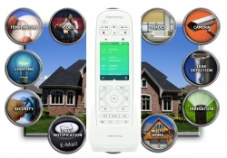 Logitech enters home automation space with Harmony Living Home line
