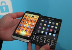 BlackBerry Passport launching this Wednesday, aims to undercut the competition at $599