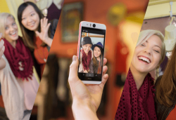 HTC unveils selfie-inspired Desire Eye with dual 13-megapixel cameras
