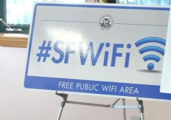 San Francisco rolls out free Wi-Fi at over 30 public parks, plazas, and recreation centers