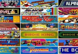 Play more than 900 classic arcade games in your browser, no quarters required