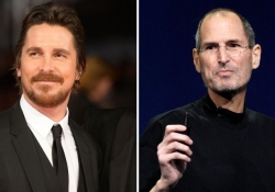 Christian Bale won't play Steve Jobs in upcoming biopic, report claims