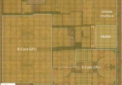 A8X chip inside iPad Air 2 found to have custom 8-cluster GPU