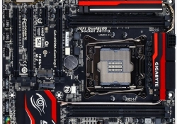 Gigabyte's X99M-Gaming 5 crams Haswell-E platform into a microATX motherboard