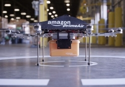 Amazon proposes 600ft airspace for drones