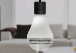 Neowin: Playbulb Color, the Bluetooth enabled multi-color light bulb and speaker