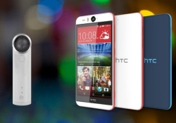 HTC Desire EYE smartphone with 13MP front camera, and HTC RE camera coming to AT&T this Friday