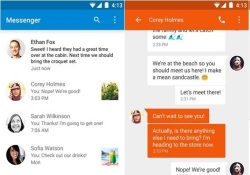 Google's standalone Messenger app aims to offer users more choice