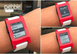 PayPal launches app for the Pebble smartwatch