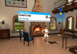 Runtastic and Oculus team up for virtual reality workouts