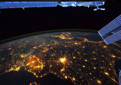 This time-lapse video from the ISS reveals a stunning view of our planet