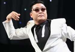 "Psy's ""Gangnam Style"" video broke YouTube's hit counter"