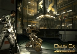 Eidos reveals new engine for future Deus Ex games