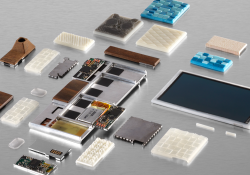 Toshiba demonstrates prototype cameras for Project Ara modular smartphone