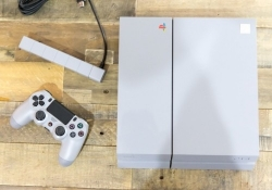 First 20th Anniversary PS4 sells at auction for nearly $130,000